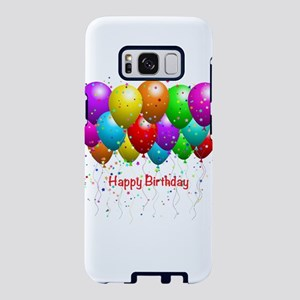 Happy Birthday Balloons Samsung Galaxy S8 Case