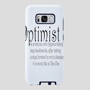 optimist: cha Samsung Galaxy S8 Case