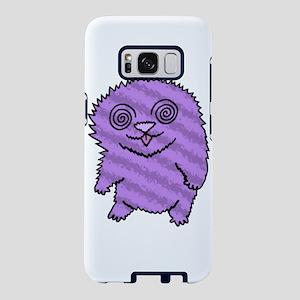 Magical Fuzz Beast Purple Samsung Galaxy S8 Case