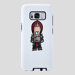 Meredith chibi Samsung Galaxy S8 Case