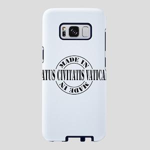 made in status civitatis va Samsung Galaxy S8 Case