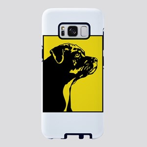 dogs pets animials t shirts Samsung Galaxy S8 Case