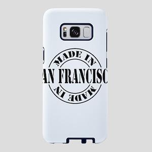 made in san francisco m1 Samsung Galaxy S8 Case