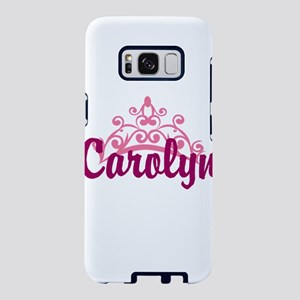 Princess Crown Personalize Samsung Galaxy S8 Case