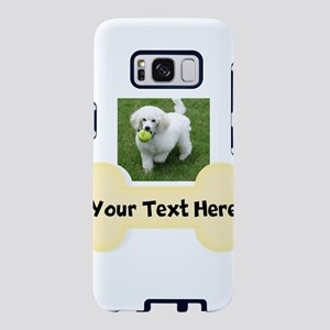 Personalize Dog Gift Samsung Galaxy S8 Case