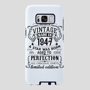 Vintage 1947 Samsung Galaxy S8 Case