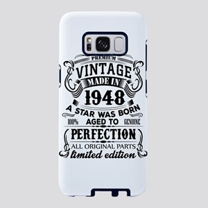 Vintage 1948 Samsung Galaxy S8 Case