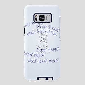 Soft Puppy Samsung Galaxy S8 Case