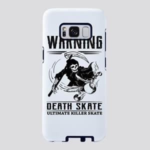 Killer Skate Samsung Galaxy S8 Case