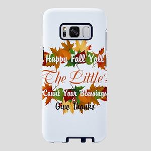 Fall Personalize Decor Samsung Galaxy S8 Case