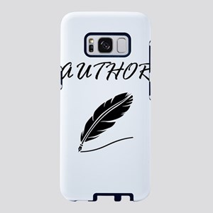 Author Quill Samsung Galaxy S8 Case