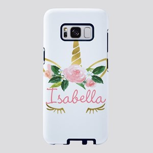 sleeping unicorn personalize Samsung Galaxy S8 Cas