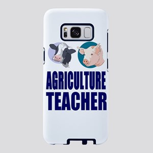 Agriculture Teacher Samsung Galaxy S8 Case