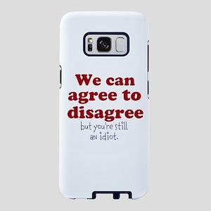 I Concur Samsung Galaxy S8 Case