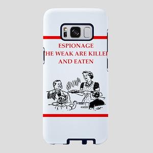espionage Samsung Galaxy S8 Case