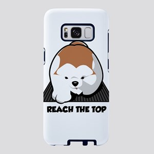 Malamute Reach The Top Samsung Galaxy S8 Case