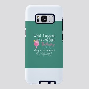 90th Birthday Party Samsung Galaxy S8 Case
