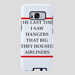 Very funny joke Samsung Galaxy S8 Case