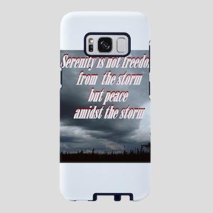 serenity-storm Samsung Galaxy S8 Case