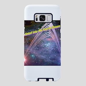 fourth-dimension-space Samsung Galaxy S8 Case