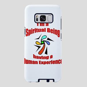 spiritual-being Samsung Galaxy S8 Case