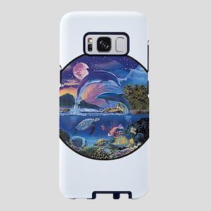 2dolphins Samsung Galaxy S8 Case