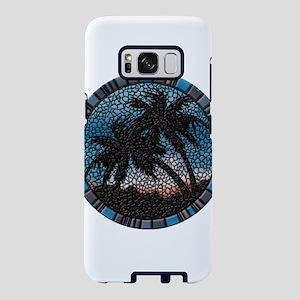 Blue Palms Samsung Galaxy S8 Case