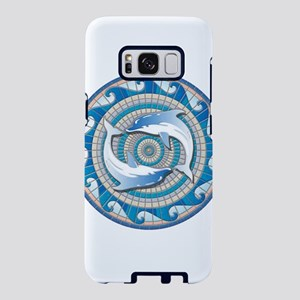 Blue Dolphins Samsung Galaxy S8 Case