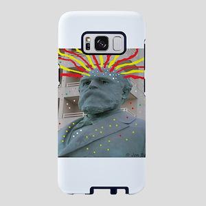 Crazy Garfield Samsung Galaxy S8 Case