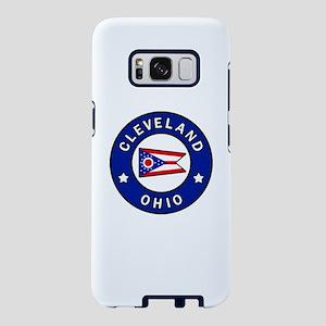 Cleveland Ohio Samsung Galaxy S8 Case
