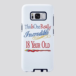 Incredible 18th Birthday Samsung Galaxy S8 Case