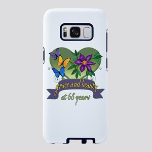 65th Birthday Grace Samsung Galaxy S8 Case