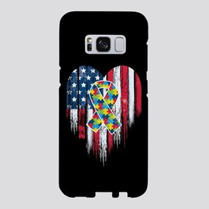 USA Autism Samsung Galaxy S8 Case