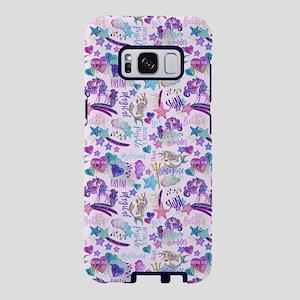 Just Believe Unicorn Mermai Samsung Galaxy S8 Case