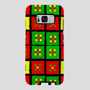 African American Samsung Galaxy S8 Case