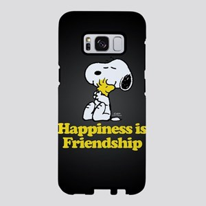 Happiness is Friendship Samsung Galaxy S8 Case
