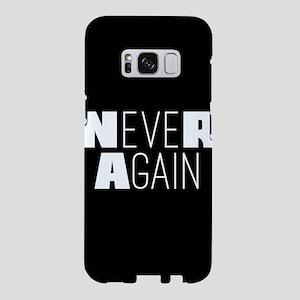 NeveR Again Samsung Galaxy S8 Case