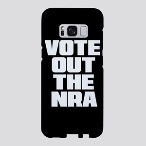 VOTE OUT THE NRA Samsung Galaxy S8 Case