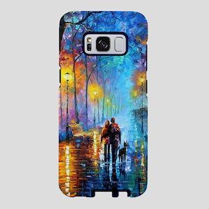 Evening Walk Samsung Galaxy S8 Case
