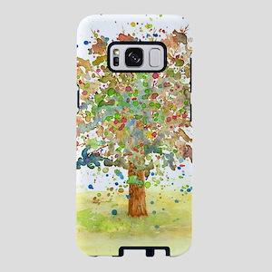 Landscape 466 Tree Samsung Galaxy S8 Case