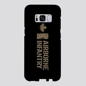 Canadian Airborne Infantry Samsung Galaxy S8 Case