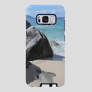 The Baths BVI Samsung Galaxy S8 Case
