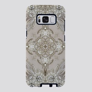 glamorous girly Rhinestone Samsung Galaxy S8 Case