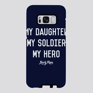 U.S. Navy My Daughter My So Samsung Galaxy S8 Case