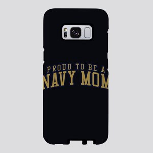 Proud To Be A Navy Mom Samsung Galaxy S8 Case