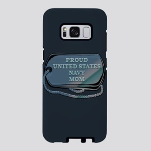 Proud United States Navy Mo Samsung Galaxy S8 Case