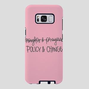 Policy & Change Samsung Galaxy S8 Case