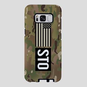 U.S. Air Force: STO (Camo) Samsung Galaxy S8 Case