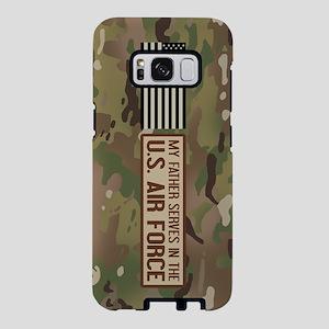 U.S. Air Force: Father Samsung Galaxy S8 Case