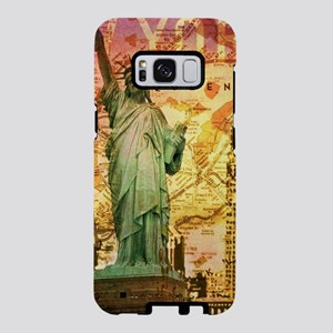 New York Statue of Liberty Samsung Galaxy S8 Case
